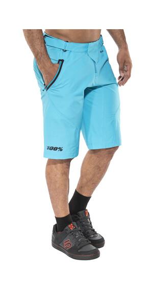 100% Airmatic Enduro/Trail Shorts Men blue